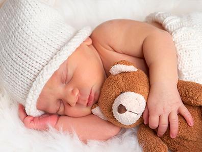 Secretos para que tu bebé duerma toda la noche