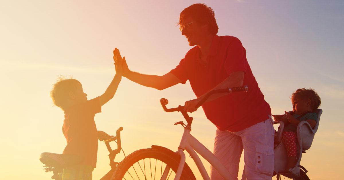¿Cómo fortalecer los vínculos de amor entre papá e hijo?