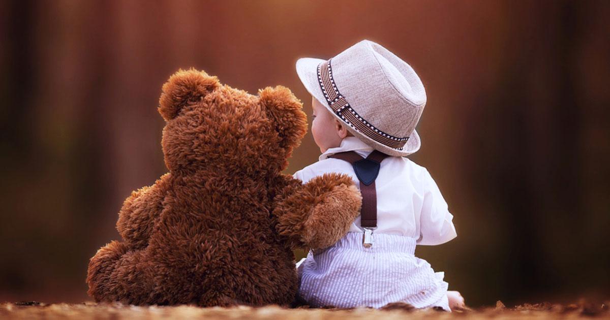 Beneficios de tener un oso de peluche
