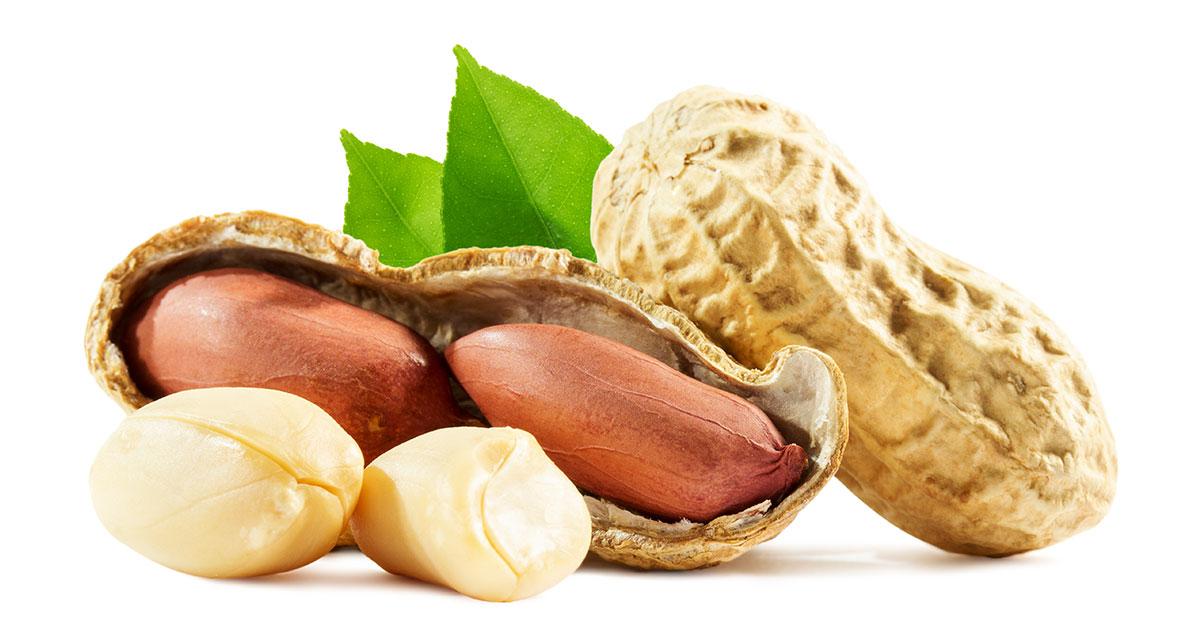 Ponle energia a tu día con cacahuates