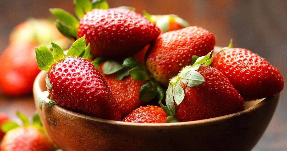 Riquísimas fresas
