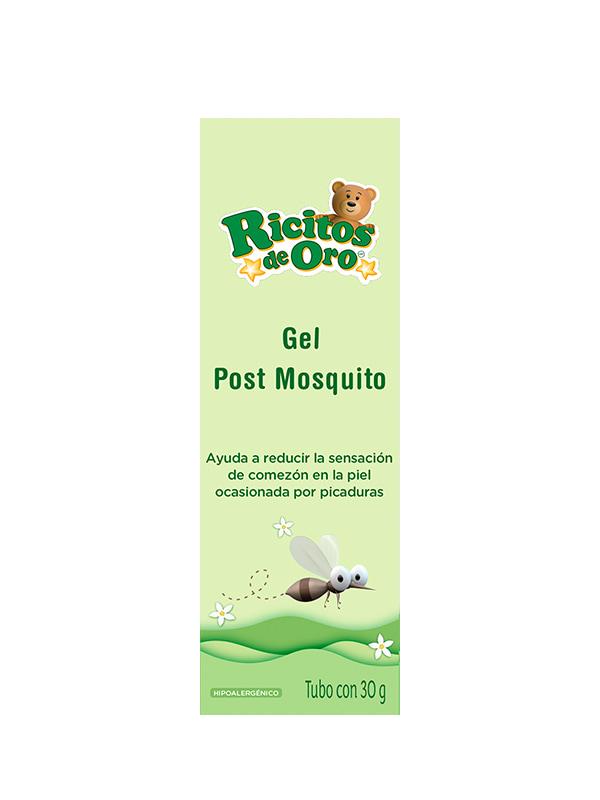 Gel Post Mosquito Bio Pure Ricitos de Oro®