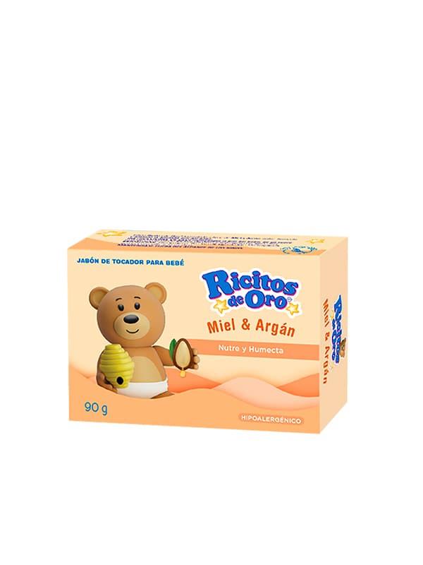 Jabón Miel y Argán Ricitos de Oro®