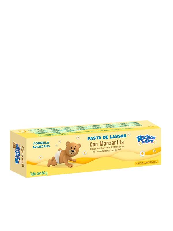 Pasta Lassar Ricitos de Oro®