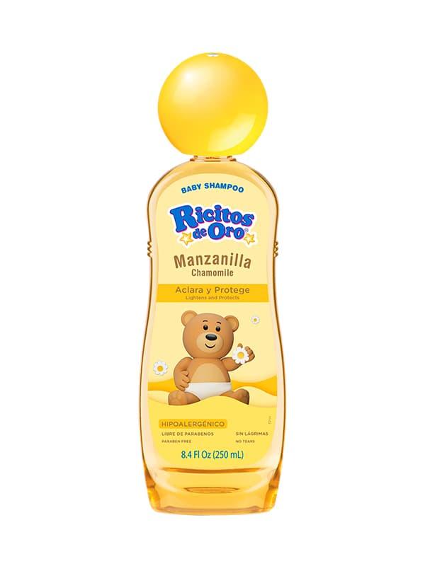 Shampoo Manzanilla Ricitos de Oro