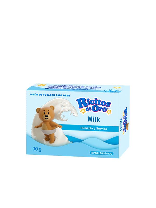 Jabón Milk Ricitos de Oro®