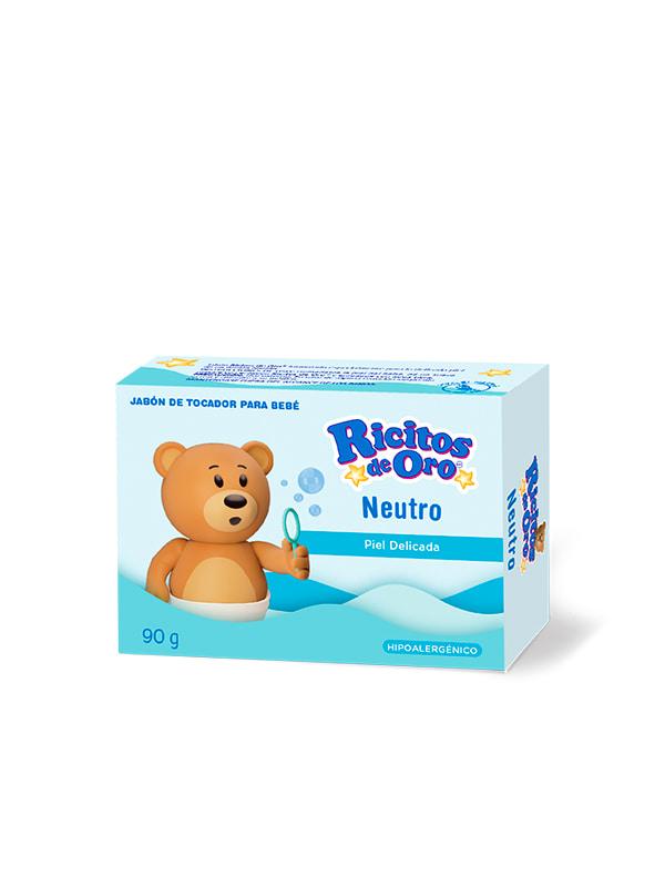 Shampoo Neutro Ricitos de Oro®