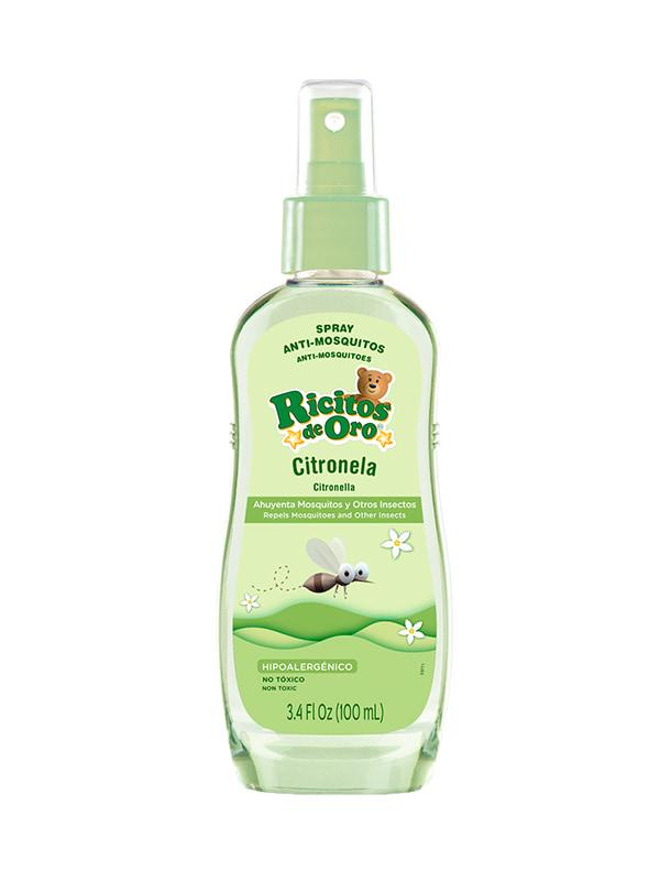 Spray Anti Mosquitos Bio Pure Ricitos de Oro®